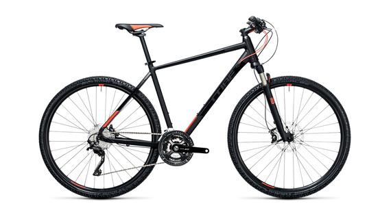 Cube Tonopah Pro Rower crossowy  czarny